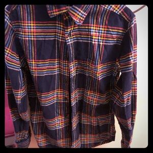 Merona small flannel